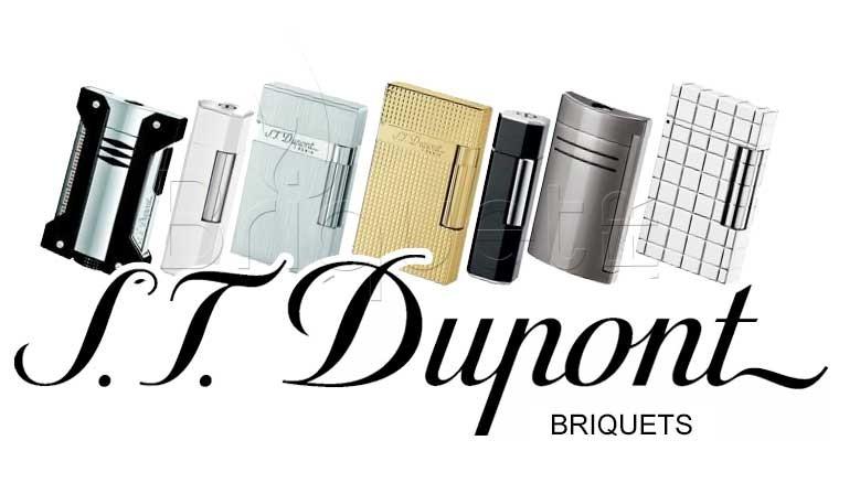 Briquets St Dupont
