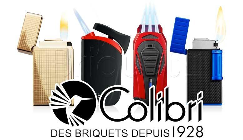 briquets Colibri